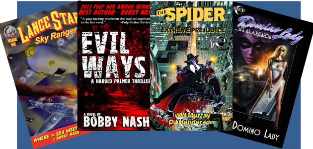 Bobby Nash Covers