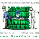 DJ drew the graphic for our 2012 Geek Gala logo